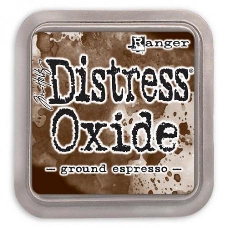 Ranger Distress Oxide - Ground Espresso  Tim Holtz