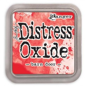 Ranger Distress Oxide - Barn Door  Tim Holtz