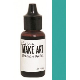 Ranger MAKE ART Dye Ink Pad Reinkers Garden Patina  Wendy Vecchi 15ml
