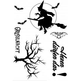 """Memories4you Stempel (A6)  """"Halloween - 001"""""""