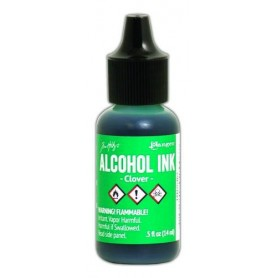 Ranger Alcohol Ink 15 ml - clover  Tim Holz