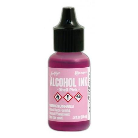Ranger Alcohol Ink 15 ml - shell pink Tim Holz