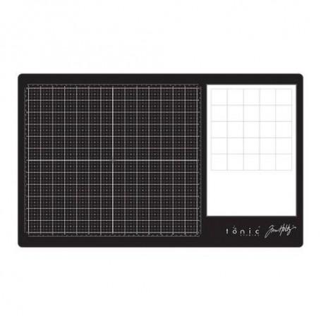 Tonic Studios Tools - Glass Media Mat (58,4x35,6cm) 1914e Tim Holtz