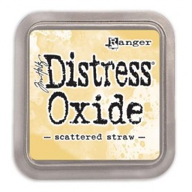 Ranger Distress Oxide - Scattered Straw  Tim Holtz