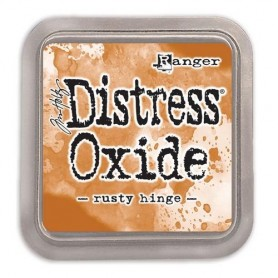 Ranger Distress Oxide - Rusty Hinge  Tim Holtz
