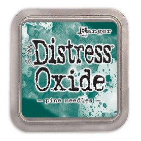 Ranger Distress Oxide - Pine Needles TDO56133 Tim Holtz