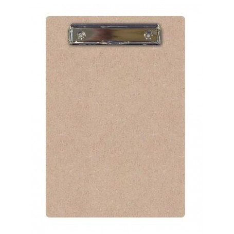 Pronty MDF Clipboard with normal clip