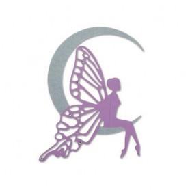 Sizzix Thinlits Die - Fairy Moon  Jennifer Ogborn