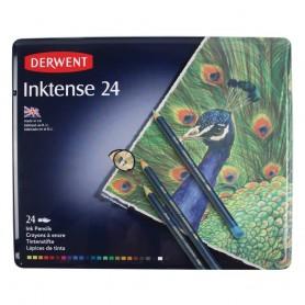 Derwent Inktense 24 st Tin