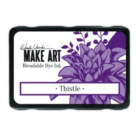 Ranger MAKE ART Dye Ink Pad Thistle  Wendy Vecchi