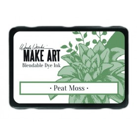 Ranger MAKE ART Dye Ink Pad Peat Moss  Wendy Vecchi