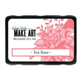 Ranger MAKE ART Dye Ink Pad Tea Rose  Wendy Vecchi