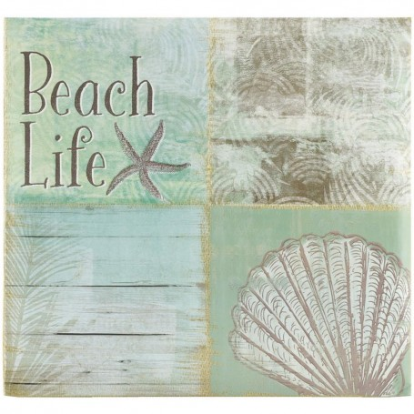Beach Coast Post Bound Scrapbook 12 x 12