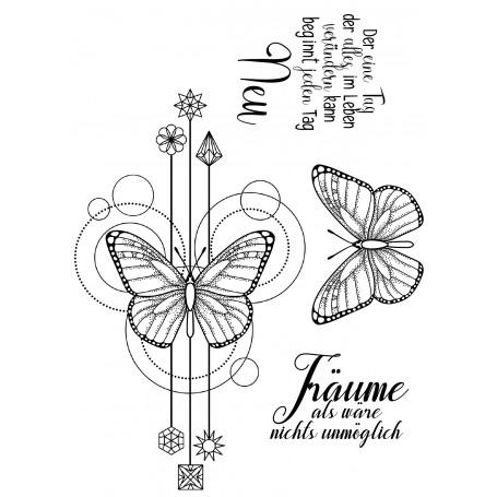 Memories4you - Schmetterling abstrackt