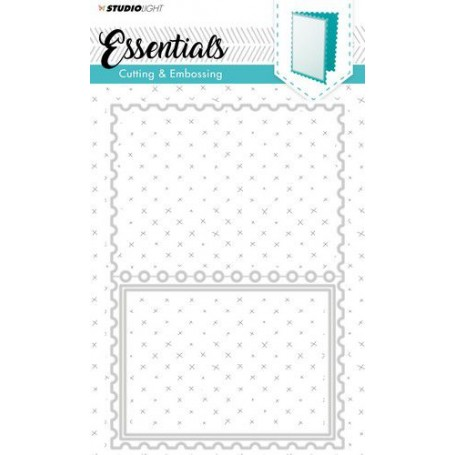 Studio Light Embossing Die Cut Stencil Essentials nr.167