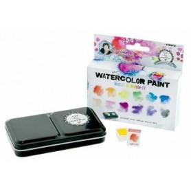 Watercolor paint Art By Marlene .01