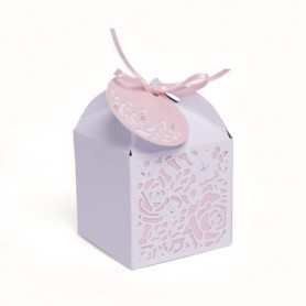 Sizzix Thinlits Die Set - 4PK Decorative Favour Box  Olivia Rose