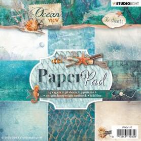 Studio Light Paper pad 36 Bogen Ocean View 3.0 nr 117 PPOV117