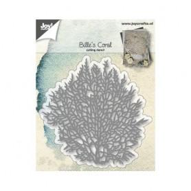 Stanzschablone - Bille's Koral 100x100 mm