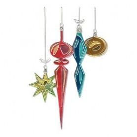 Sizzix Thinlits Die Set - 17PK Hanging Ornaments  Tim Holtz