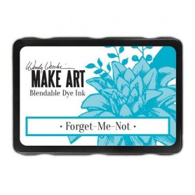 Ranger MAKE ART Dye Ink Pad Forget-Me-Not  Wendy Vecchi