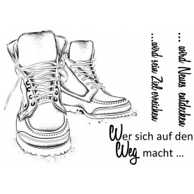 Memories4you - Wanderschuhe A7