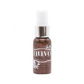 Nuvo Sparkle Spray - Cocoa Powder