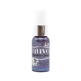 Nuvo Sparkle Spray - Lavender Lining