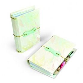 Sizzix ScoreBoards XL Die - Pocket Notebook Eileen Hull