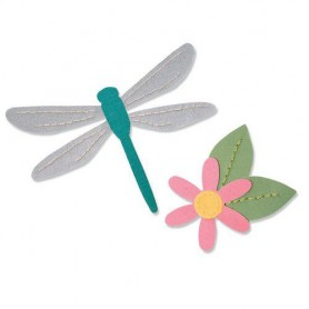 Sizzix Bigz Die - Dragonfly  Sophie Guilar