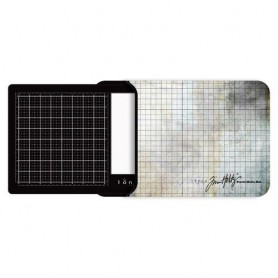 Tonic Studios Tools - Travel Glass media mat (40,0x26,0cm)