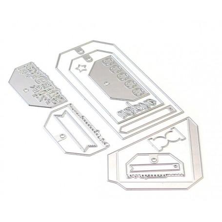 Planner Essentials 26 - Planner Pocket 3 - Tag & Toppers