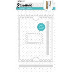 Embossing Die Cut Essentials nr.256