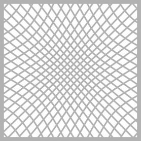 """Memories4you Stencil (15x15) """"Pattern"""""""