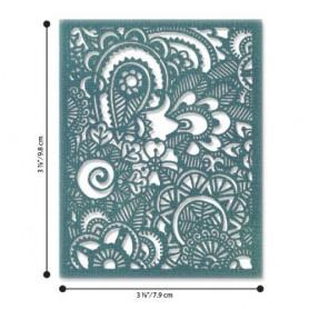 Sizzix - Thinlits Die  Doodle Art 2  Tim Holtz