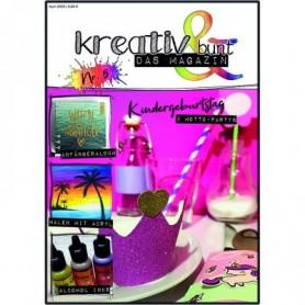 Zeitschrift Kreativbunt