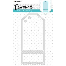 Studio Light Embossing Die Cut Essentials nr.252
