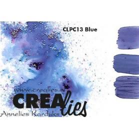 Crealies Pigment Colorzz Pulver Blau