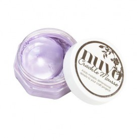 Nuvo Crackle Mousse - Misty Mauve 1393N