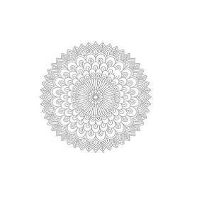 "Memories4You Stencil (15x15) ""Mandala"""