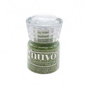 Nuvo Glitter embossing powder - magical woodland