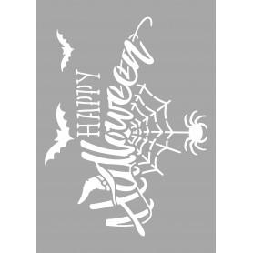 "Memories4You Stencil (A6) ""Halloween"""
