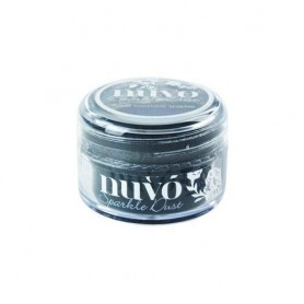 Nuvo Sparkle dust - black magic