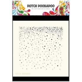 Dutch Doobadoo Dutch Mask Art stencil Schnee 15x15CM 470.715.605