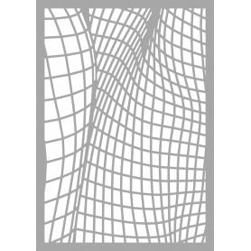 "Memories4You Stencil (A6) ""Line Pattern"""