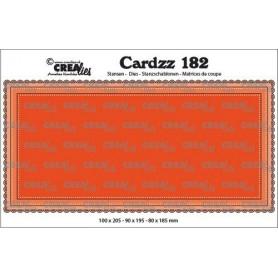 Crealies Cardzz Slimline CLCZ182 100 x 205 mm