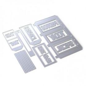 Planner Essnetials 31 - Slider Pockets