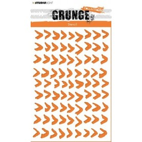 Studio Light mask Stencil A5 Grunge Collection 2.0 nr.16