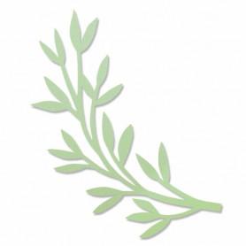 Sizzix - Bigz Stanzschablone `Moderne Blätter`