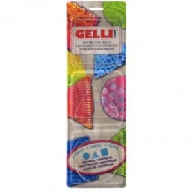 Gelli Arts Gel Druckplatten-Set